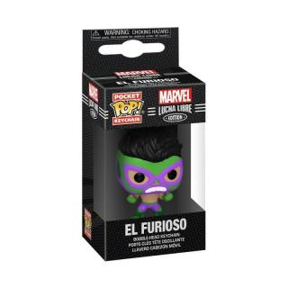 Funko POP Keychain: Marvel Luchadores - Hulk  [HRAČKA]